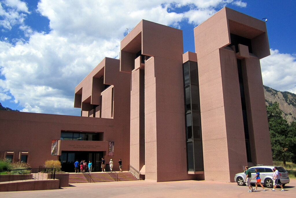 national center for atmospheric research architecture
